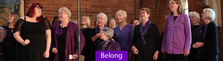 Belong - long copy